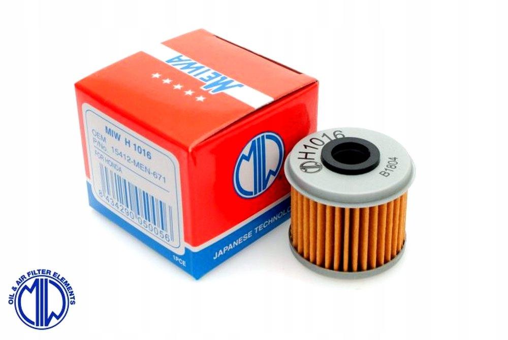Alyvos filtras HONDA CRF(X)150R/250R/450R
