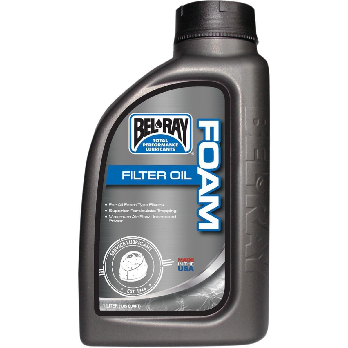 Oro filtro tepalas Bel-Ray FOAM FILTER OIL (1l bottle)