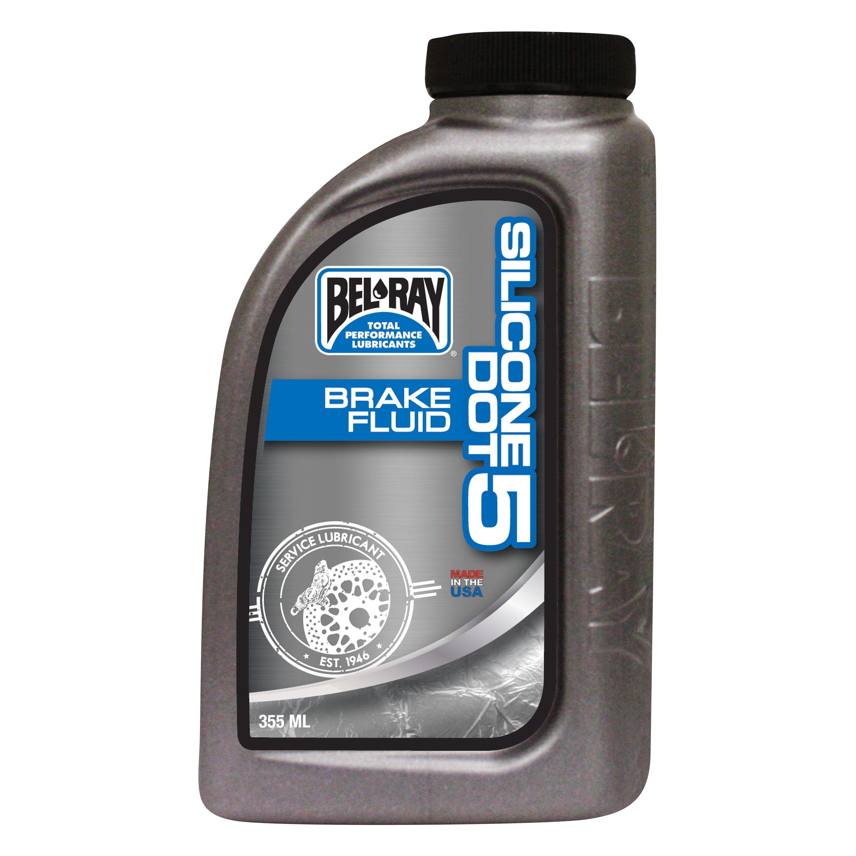 Stabdžių skystis Bel-Ray SILICONE DOT 5 BRAKE FLUID 355 ml