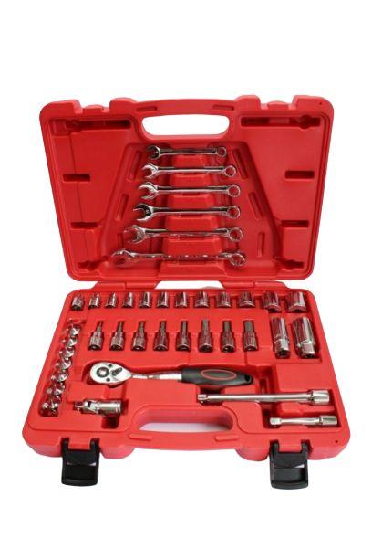 Įrankių dėžė 37 dalių metric